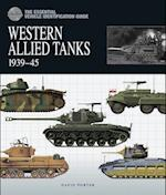 Western Allied Tanks 1939-45 af David Porter
