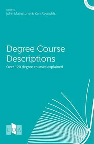 Degree Course Descriptions af Ken Reynolds