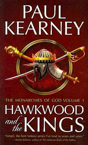 The Monarchies of God af Paul Kearney