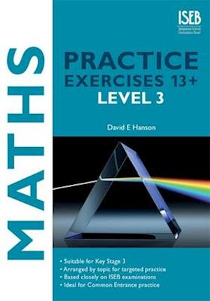 Maths Practice Exercises 13+ af David Hanson