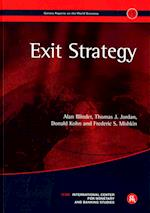 Exit Strategy (Geneva Reports on the World Economy)