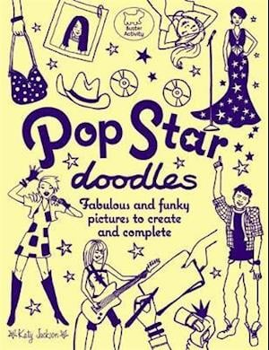 Pop Star Doodles af Katy Jackson, Nellie Ryan