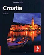 Croatia, Footprint Destination Guides af Jane Foster