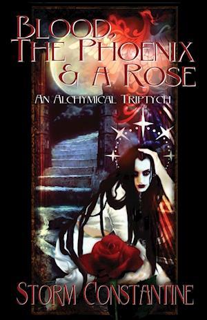Bog, paperback Blood, the Phoenix and a Rose af Storm Constantine