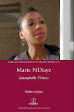 Marie Ndiaye (Legenda, Research Monographs in French Studies)