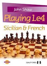 Playing 1.e4 af John Shaw