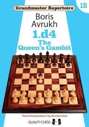 Bog, paperback Grandmaster Repertoire 1b af Boris Avrukh