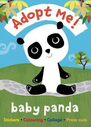 Adopt Me! Baby Panda af Olivia Cosneau