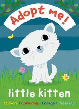Little Kitten af Olivia Cosneau