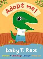 Baby T. Rex af Olivia Cosneau