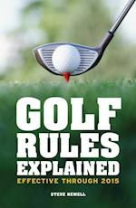 Golf Rules Explained af Steve Newell