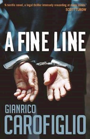 A Fine Line af Gianrico Carofiglio