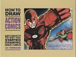 How to Draw Action Comics. Lee Townsend