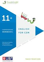 Verbal Ability for Cem 11 +: Comprehension Tests Workbook (Teachitright) (Teachitright)