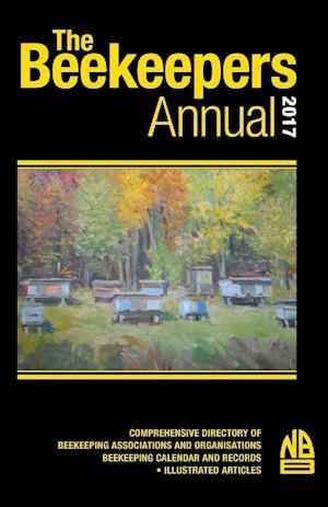 Bog, paperback The Beekeepers Annual 2017 af John Phipps