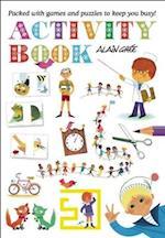 Alain Grée Activity Book (nr. 1)