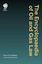 The Encyclopaedia of Oil and Gas Law af Eduardo G. Pereira