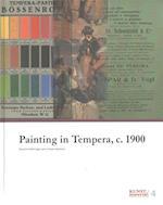 Painting in Termpera, C.1900