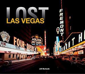 Lost Las Vegas af Jeff Burbank