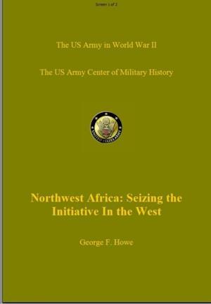 North West Africa af George Howe