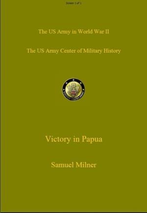 Victory in Papua af Samuel Milner