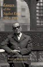 Essays of the Sadat Era: The Non-Fiction Writing of Naguib MahfouzI