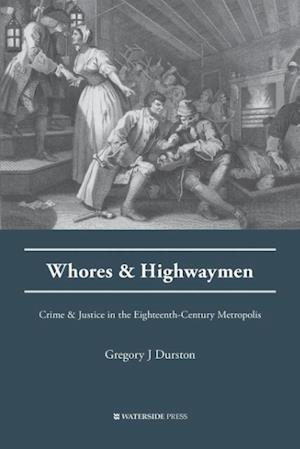 Bog, paperback Whores and Highwaymen af Gregory J. Dunston