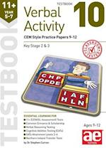 11+ Verbal Activity Year 5-7 Testbook 10 af Stephen C. Curran
