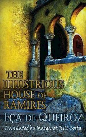 Bog, paperback The Illustrious House of Ramires af Margaret Jull Costa