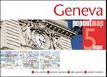 Popout Map Geneva (Popout Map S)