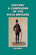 Verner's History and Campaigns of the Rifle Brigade 1800 - 1809