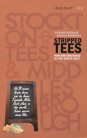 Stripped Tees af Natalie, Milward Hardwick Richard