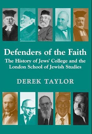 Bog, hardback Defenders of the Faith af Derek Taylor