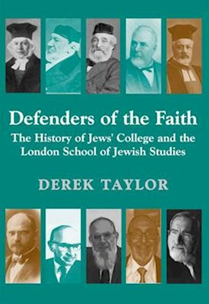 Bog, paperback Defenders of the Faith af Derek Taylor