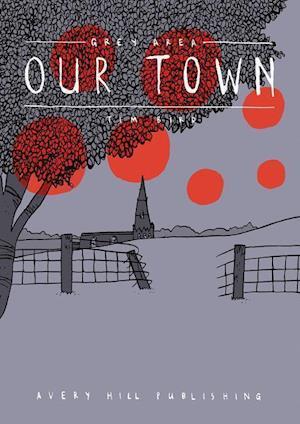Bog, paperback Grey Area: Our Town af Tim Bird