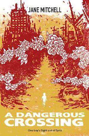 Bog, paperback A Dangerous Crossing af Jane Mitchell