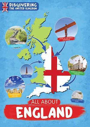 All About England af Susan Harrison