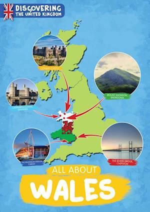All About Wales af Susan Harrison