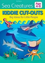 Sea Creatures (Kiddie Cut Outs)