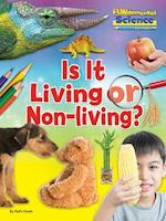 Fundamentals of Science Key Stage 1: Is it Living or Non-Living?