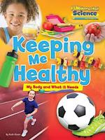 Fundamental Science Key Stage 1: Keeping Me Healthy: My Body and What it Needs