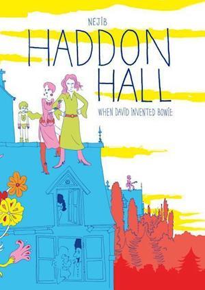 Bog, hardback Haddon Hall