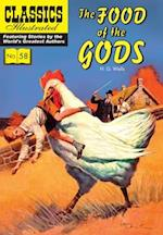 The Food of the Gods (Classics Illustrated)