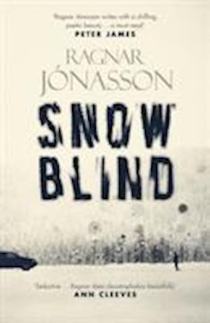 Snowblind af Ragnar Jonasson