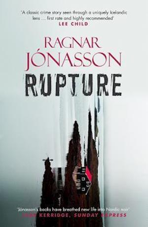 Bog, paperback Rupture af Ragnar Jonasson