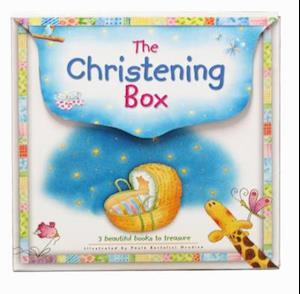 Bog, hardback The Christening Box af Bethan James