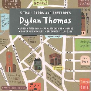 A Dylan Odyssey Notecards Pack 2 af Sarah Edmonds