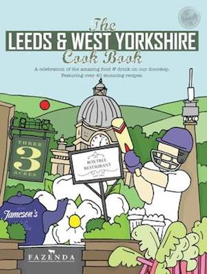Bog, paperback The Leeds & West Yorkshire Cook Book af Kate Eddison
