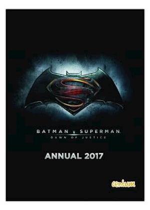 Bog, hardback Batman v Superman Annual