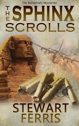 Sphinx Scrolls af Stewart Ferris